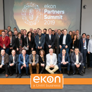 Icon participa en el ekon Partners Summit 2019